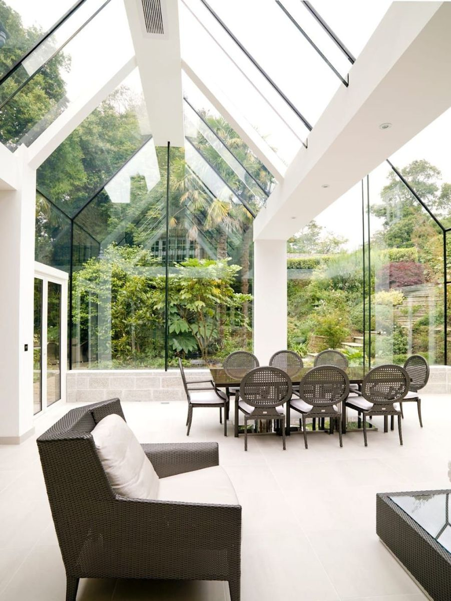 Gorgeous Modern Sunroom Design Ideas To Relax In The Summer 22