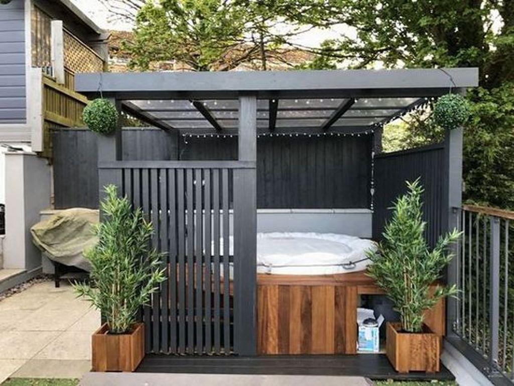 Inspiring Pergola Patio Design Ideas For Your Backyard Decor 16