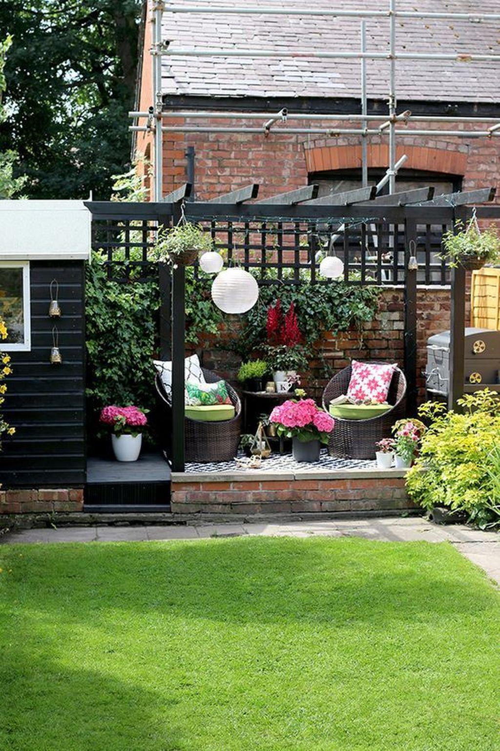 Inspiring Pergola Patio Design Ideas For Your Backyard Decor 32