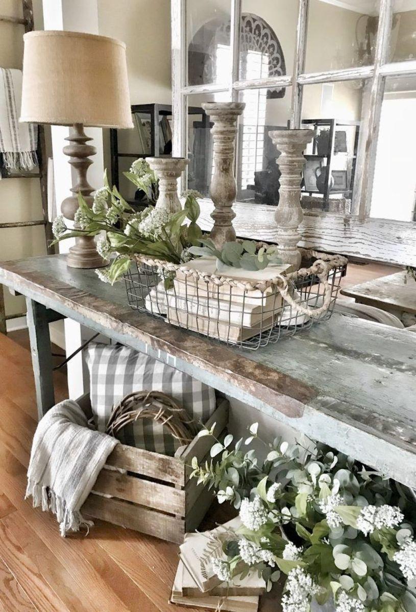Popular Spring Living Room Decor Ideas 07