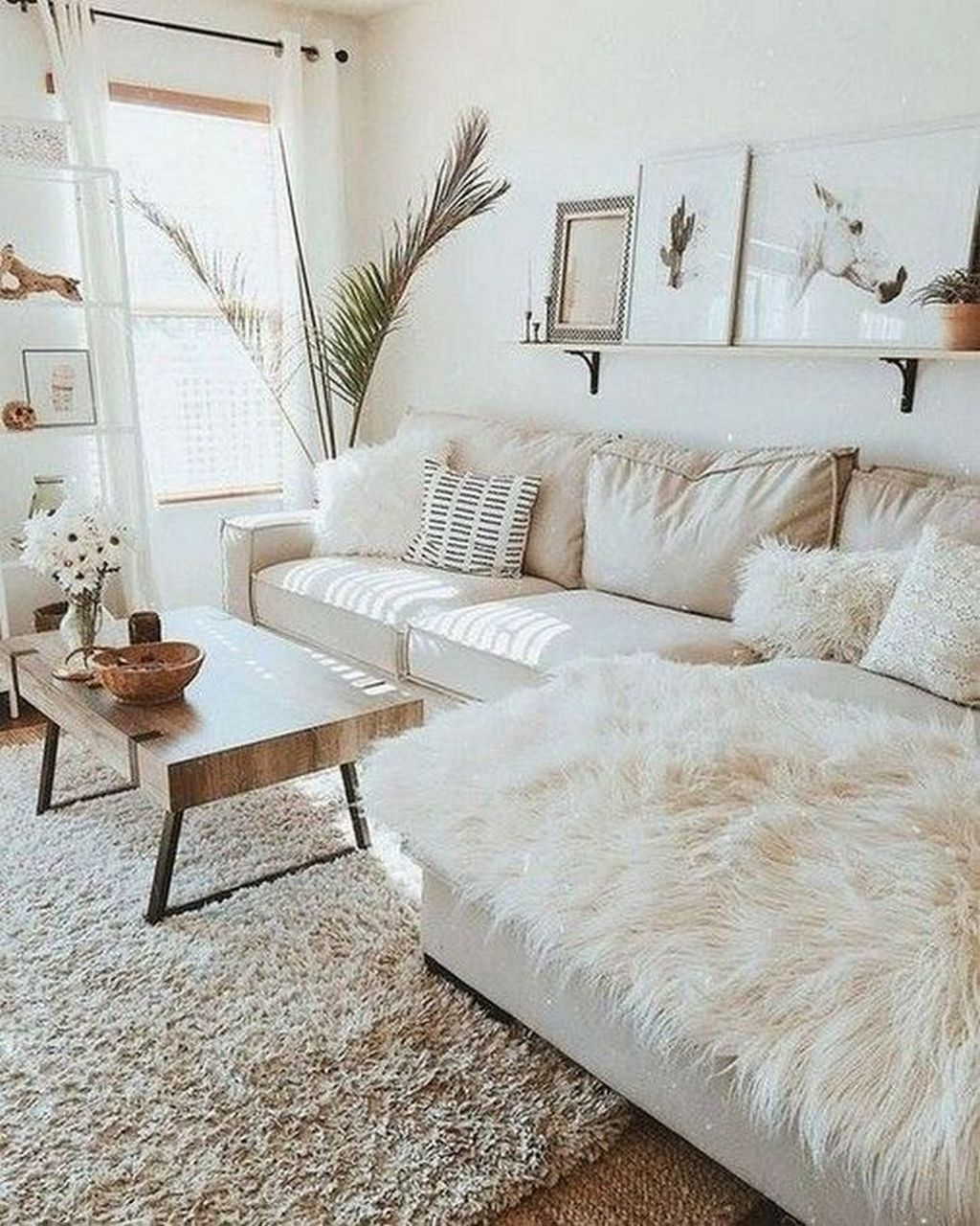 Popular Spring Living Room Decor Ideas 15
