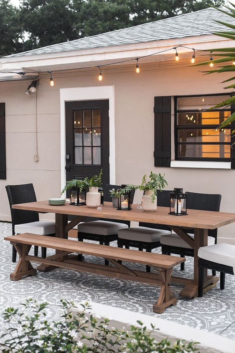 Wonderful Backyard Patio Designs Ideas Perfect For Summertime 10