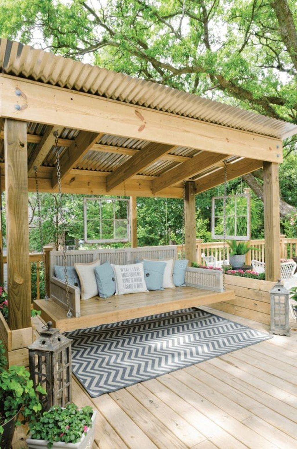 Wonderful Backyard Patio Designs Ideas Perfect For Summertime 12