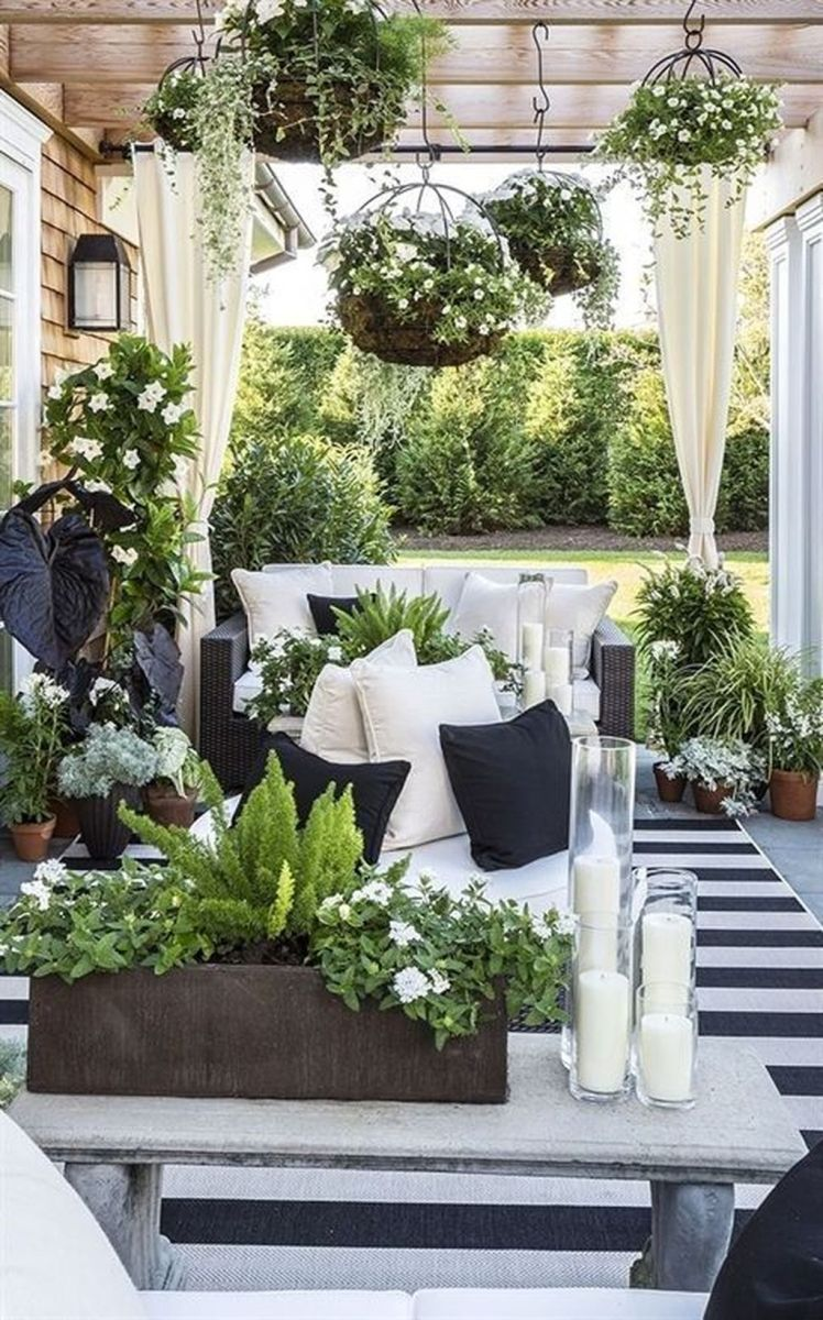 Wonderful Backyard Patio Designs Ideas Perfect For Summertime 31