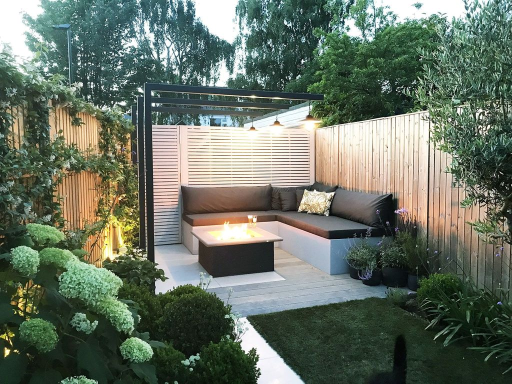 Wonderful Modern Garden Design Ideas 01 1
