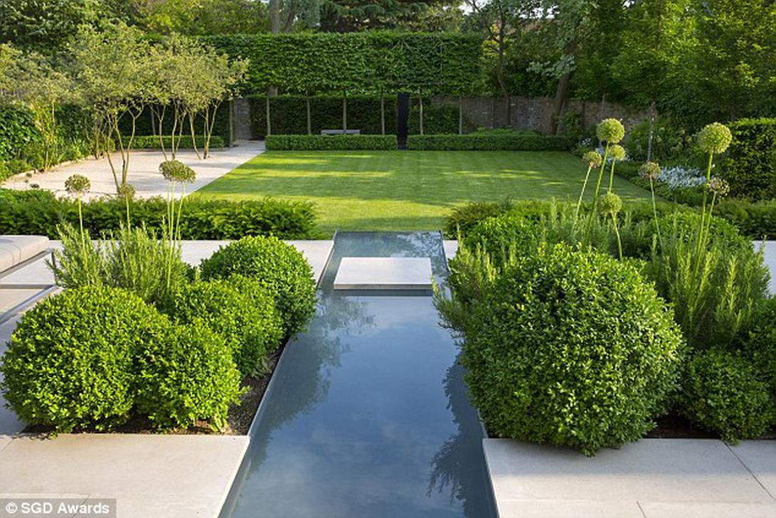 Wonderful Modern Garden Design Ideas 12 1