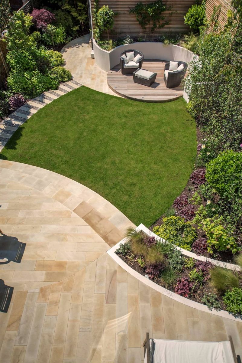 Wonderful Modern Garden Design Ideas 16 1