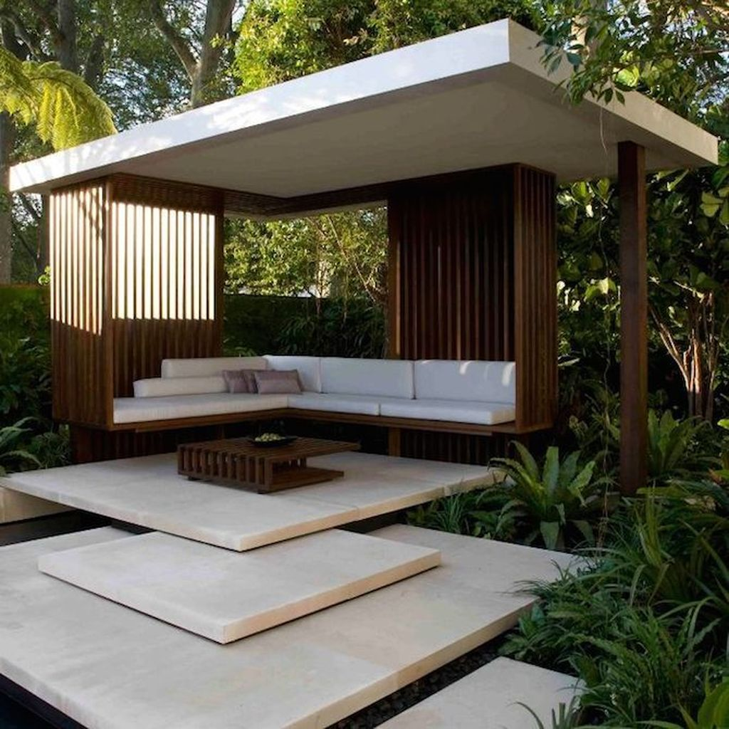 Wonderful Modern Garden Design Ideas 25 1