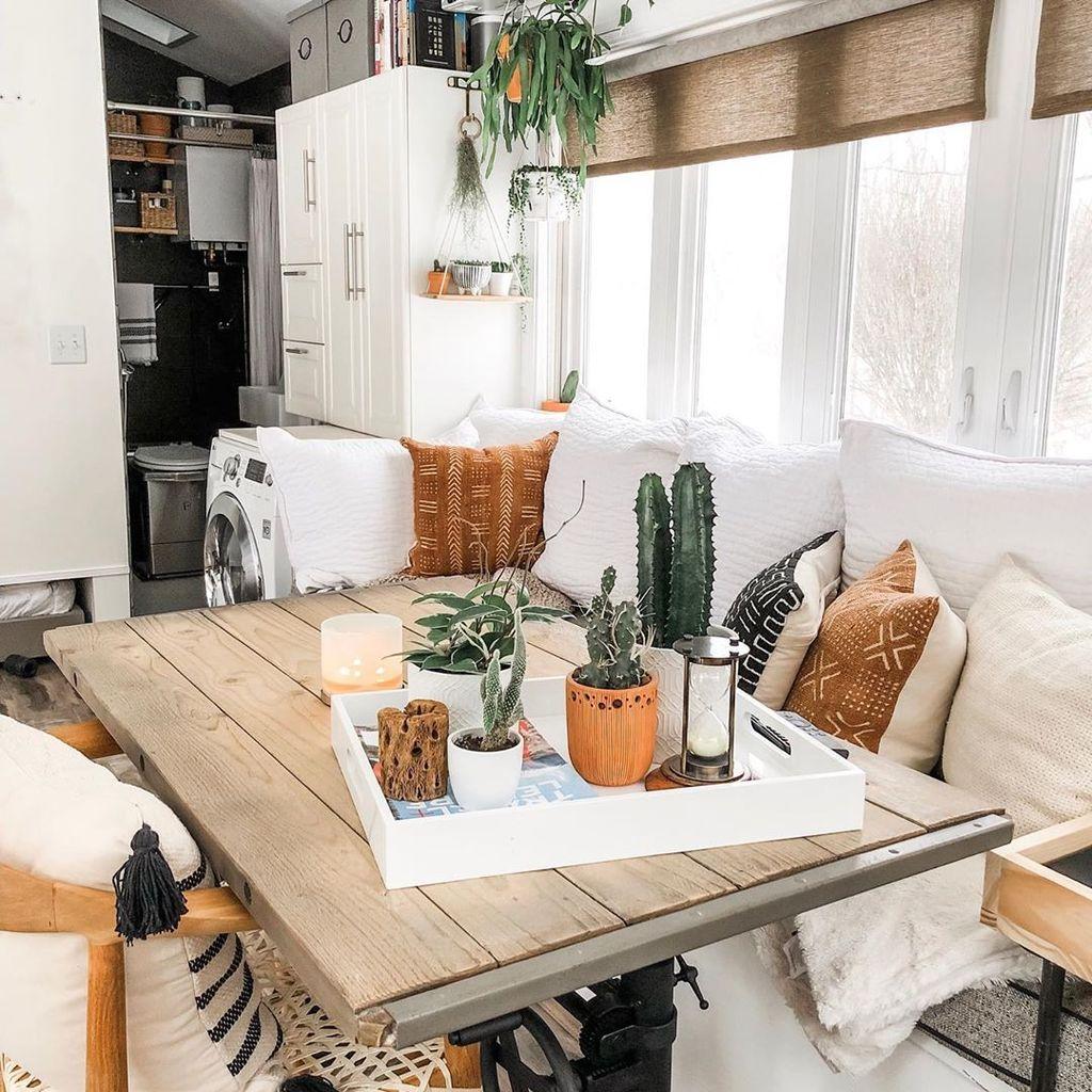 Wonderful Summer Apartment Decor Ideas 29
