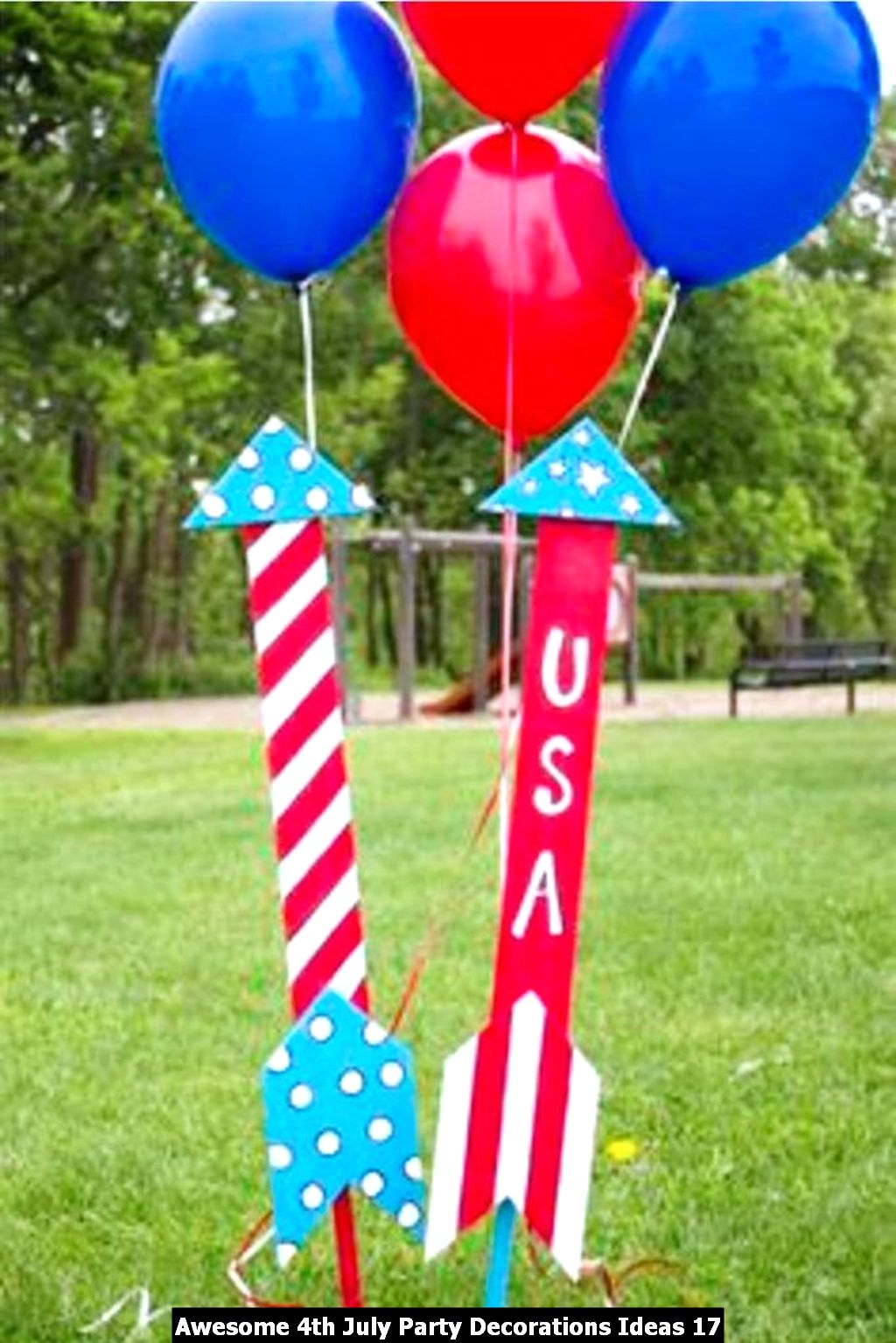 Awesome 4th July Party Decorations Ideas 17