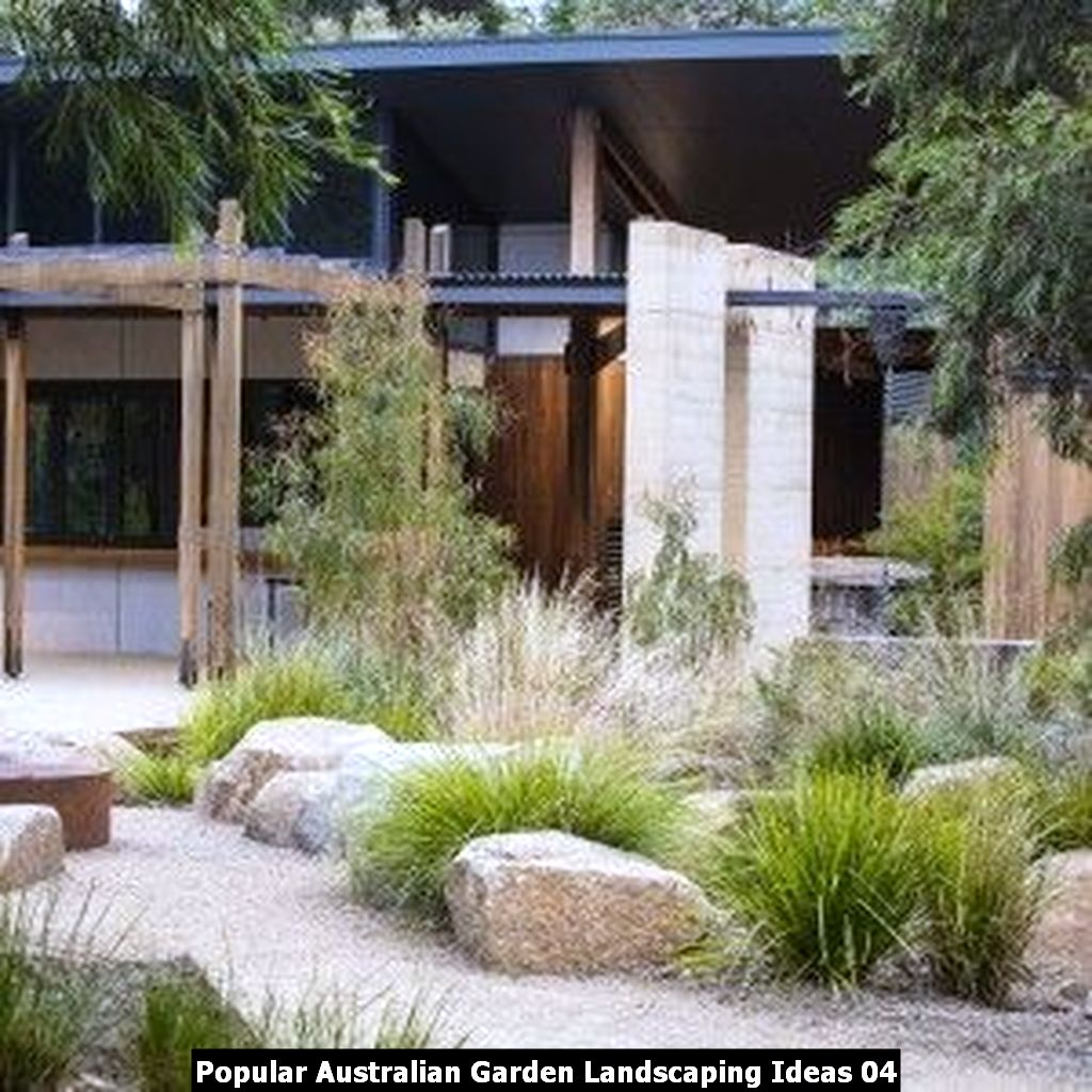 Popular Australian Garden Landscaping Ideas 04