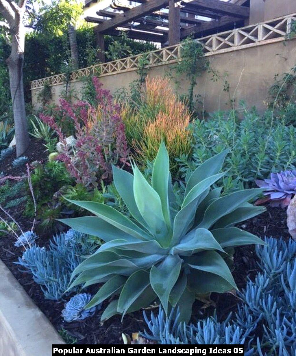 Popular Australian Garden Landscaping Ideas 05