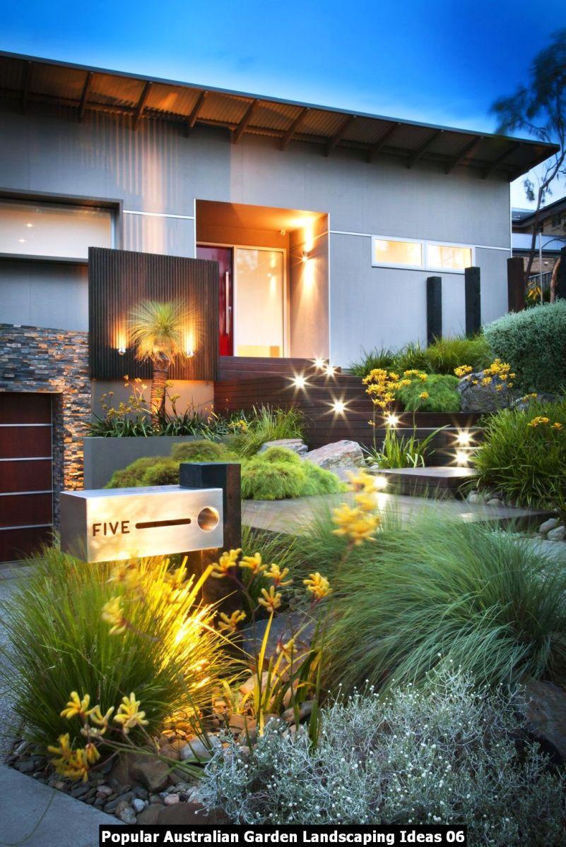 Popular Australian Garden Landscaping Ideas 06