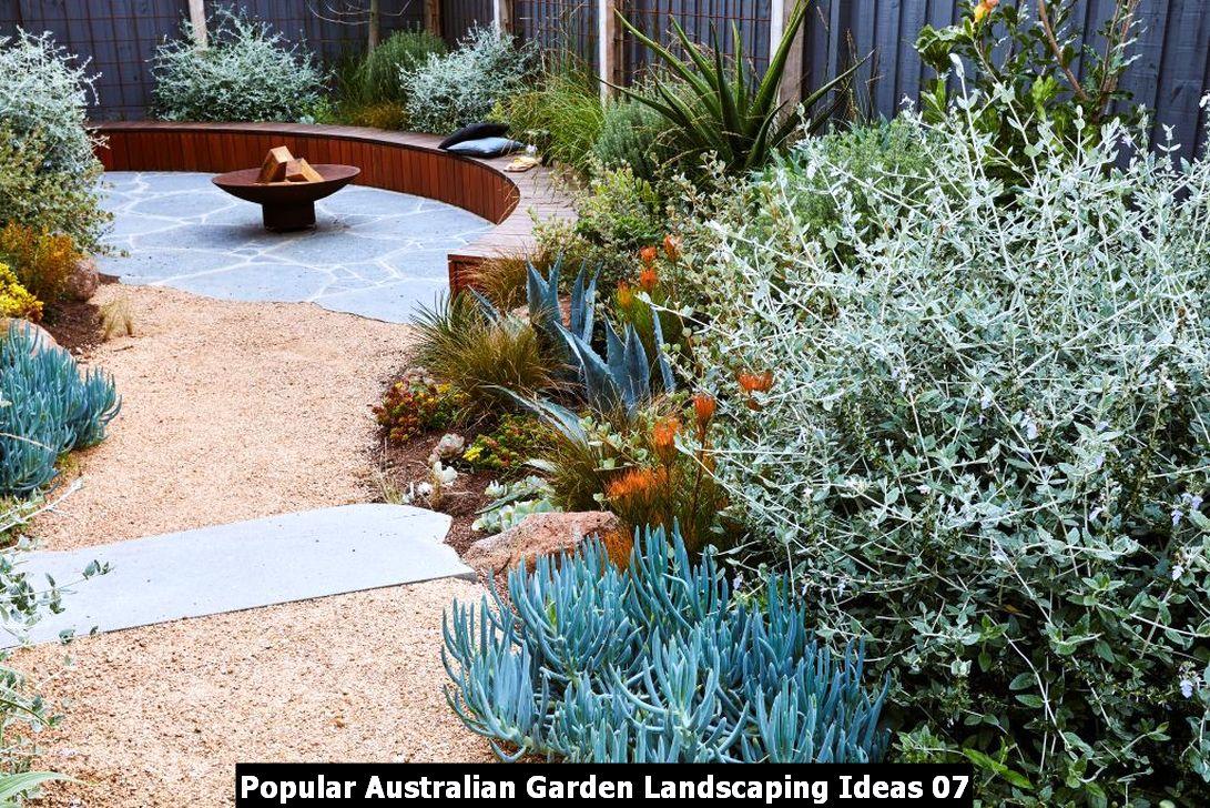 Popular Australian Garden Landscaping Ideas 07