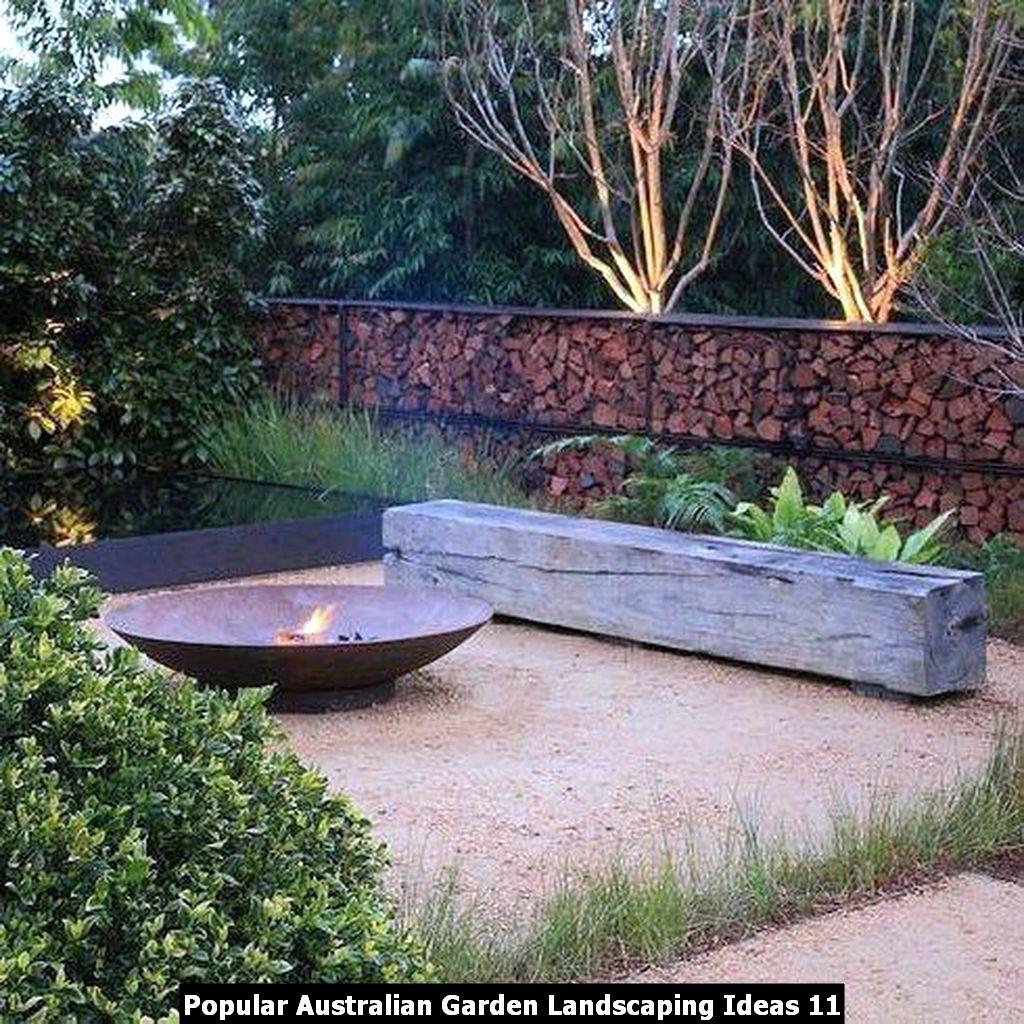 Popular Australian Garden Landscaping Ideas 11