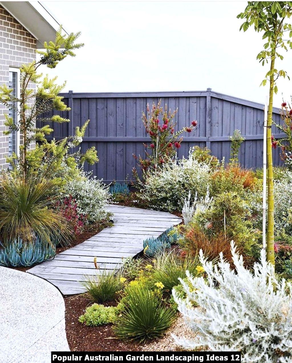 Popular Australian Garden Landscaping Ideas 12