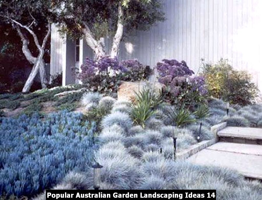 Popular Australian Garden Landscaping Ideas 14