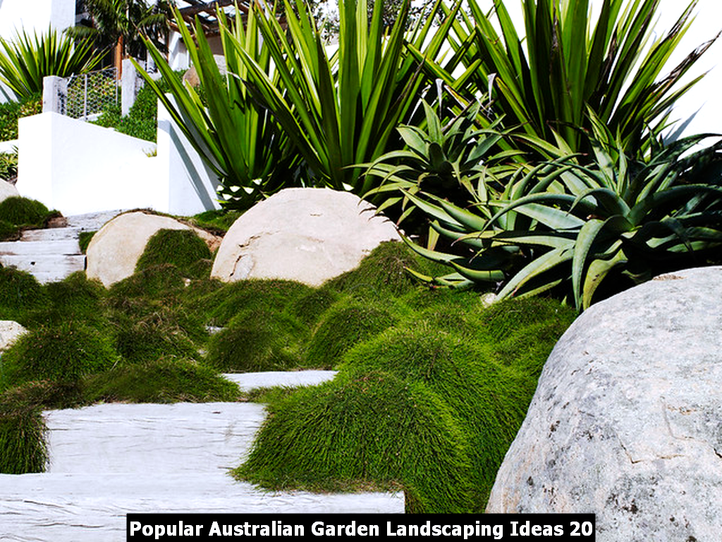 Popular Australian Garden Landscaping Ideas 20