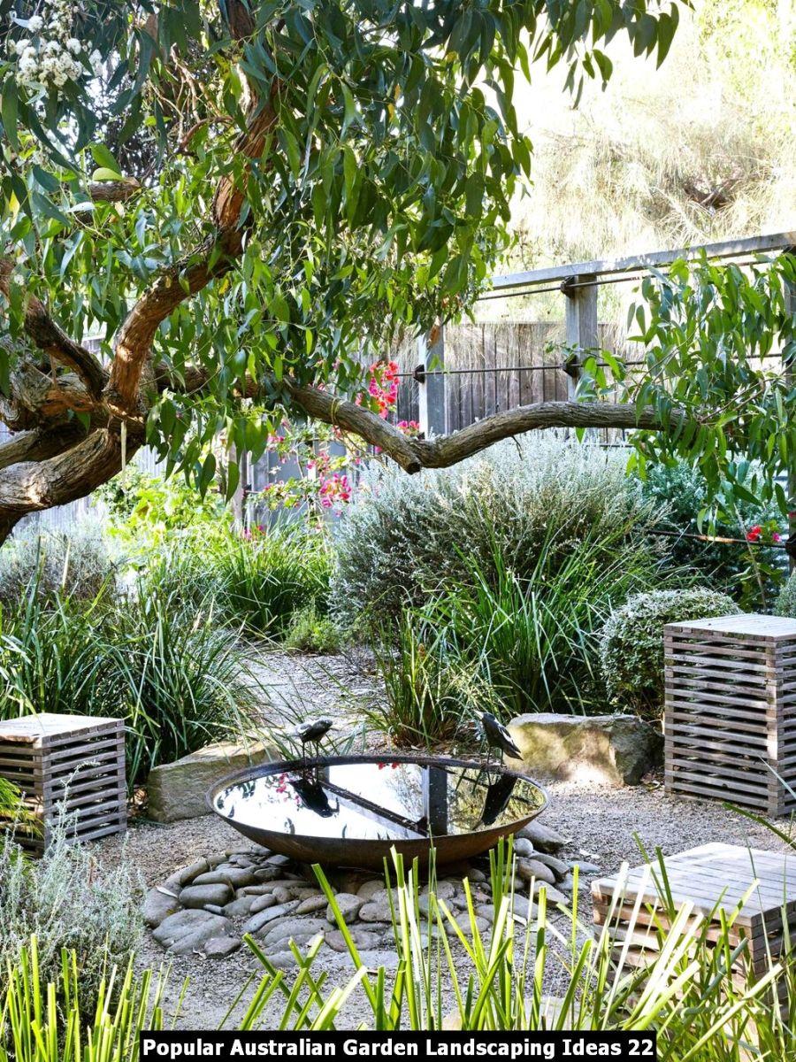 Popular Australian Garden Landscaping Ideas 22