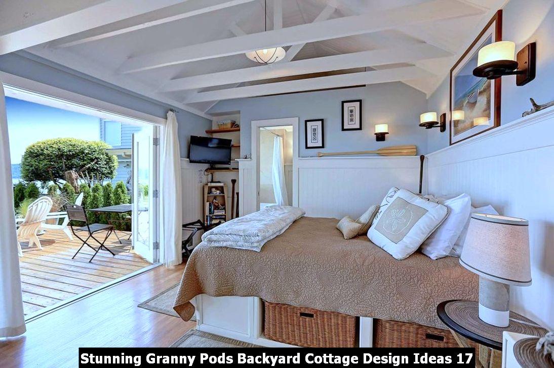 Stunning Granny Pods Backyard Cottage Design Ideas 17