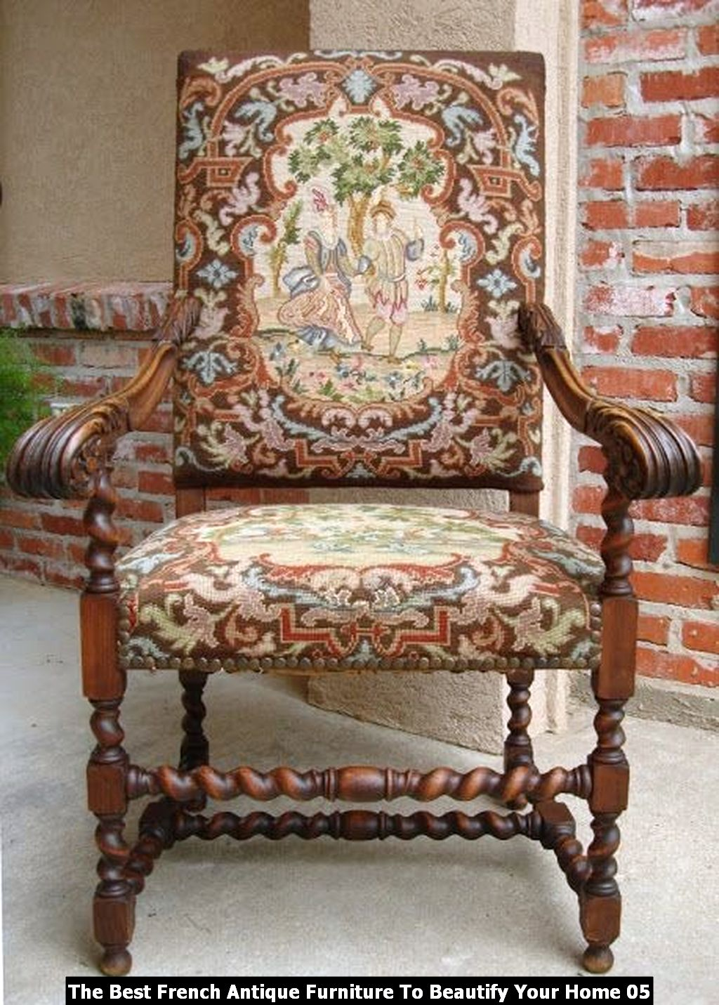 The Best French Antique Furniture To Beautify Your Home 05