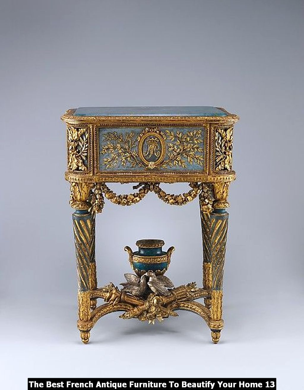 The Best French Antique Furniture To Beautify Your Home 13