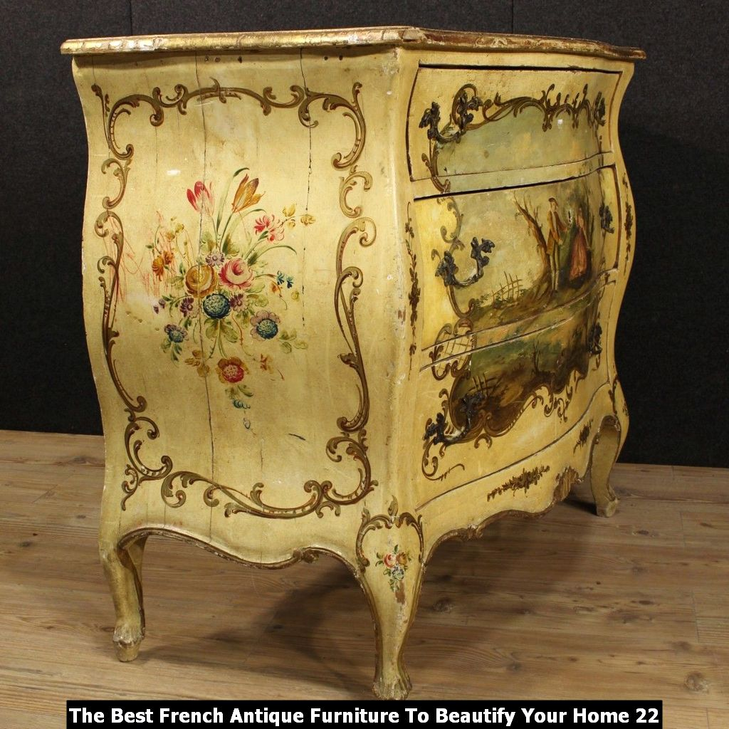 The Best French Antique Furniture To Beautify Your Home 22