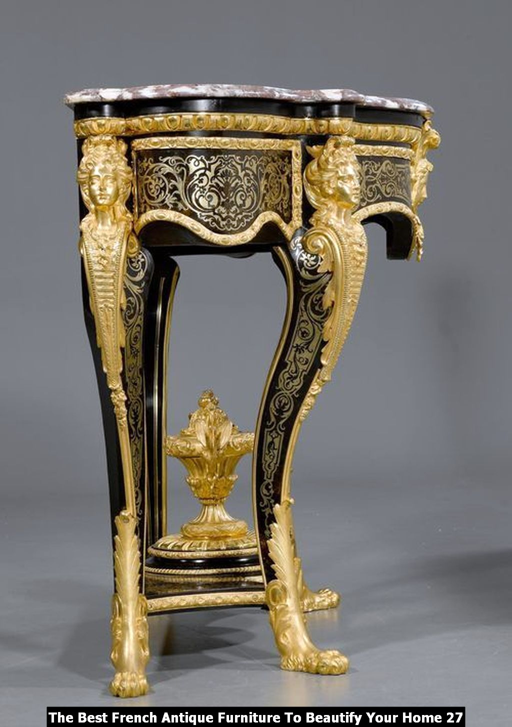 The Best French Antique Furniture To Beautify Your Home 27