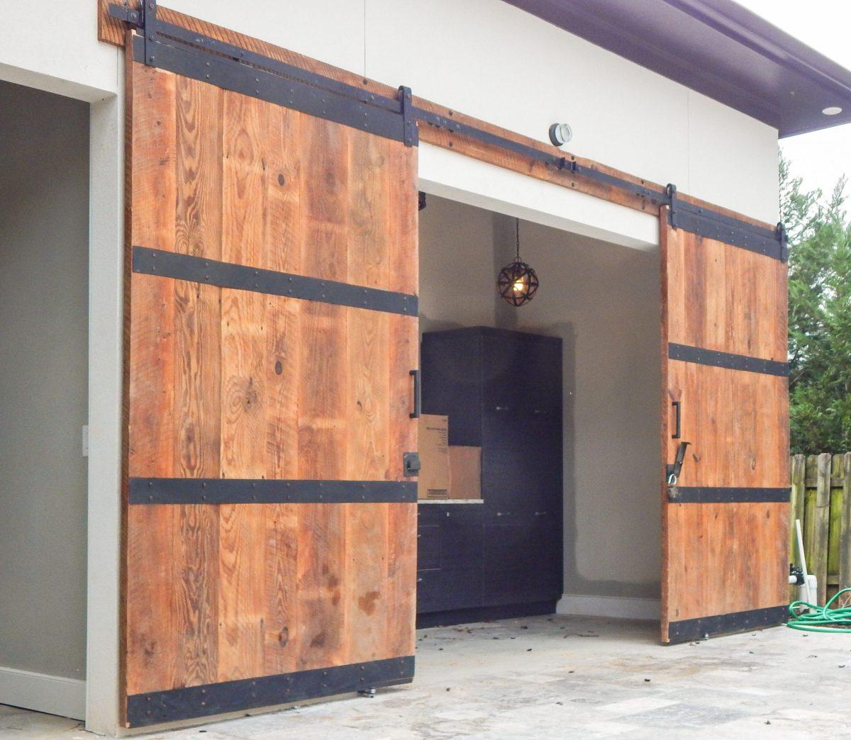 Exterior Barn Doors
