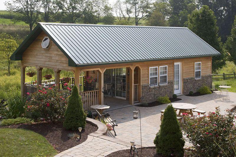 Pole Barn Home Designs
