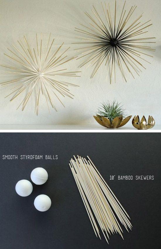 DIY Wall Decor For Living Room