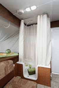 Pop Up Campers With Bathrooms