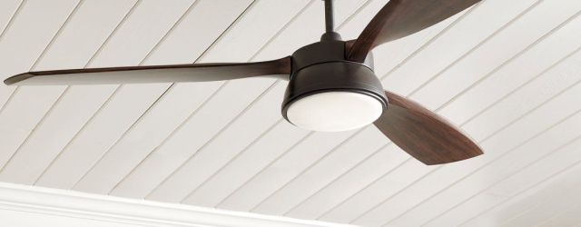 Outdoor Fan With Light