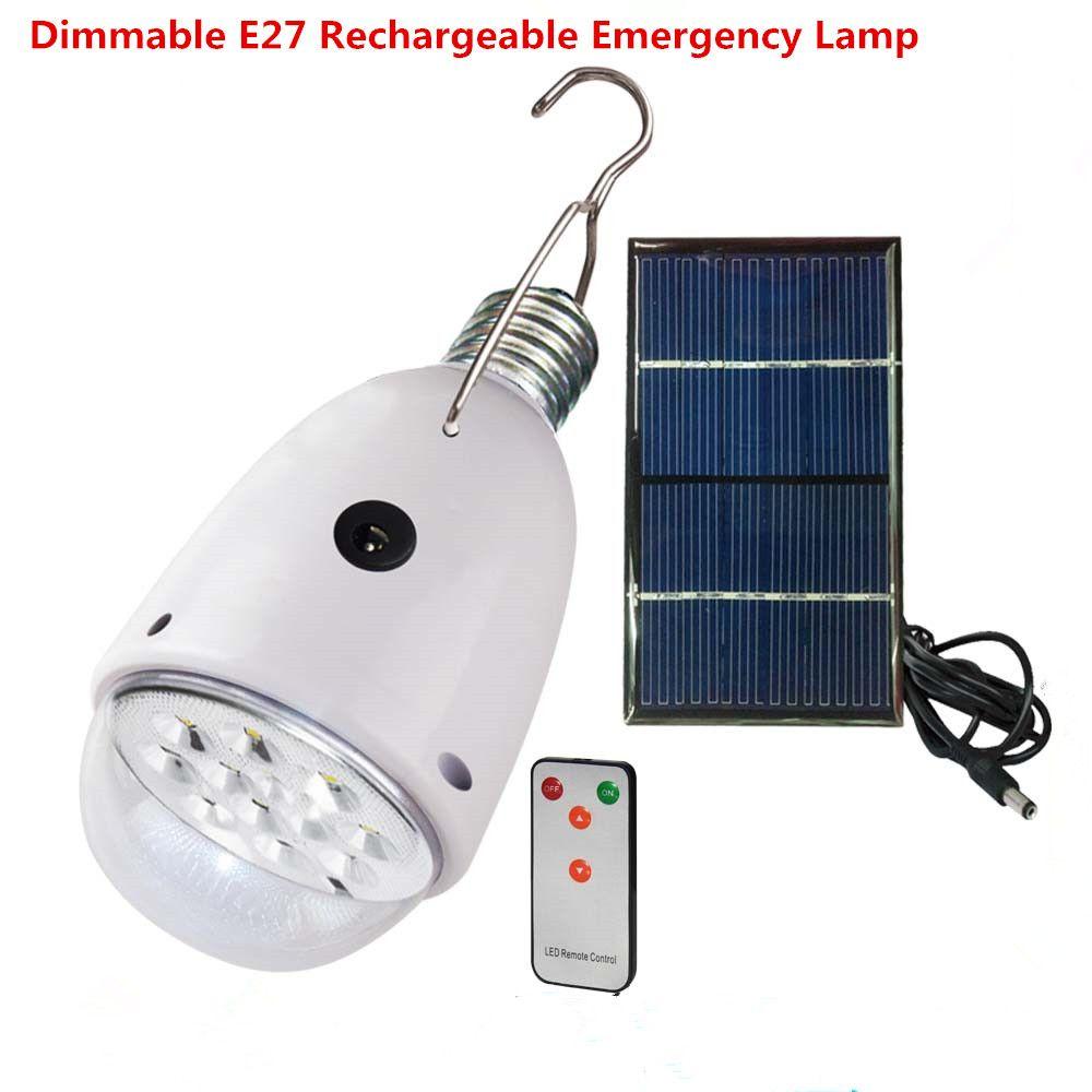 Solar Powered Outdoor Lights