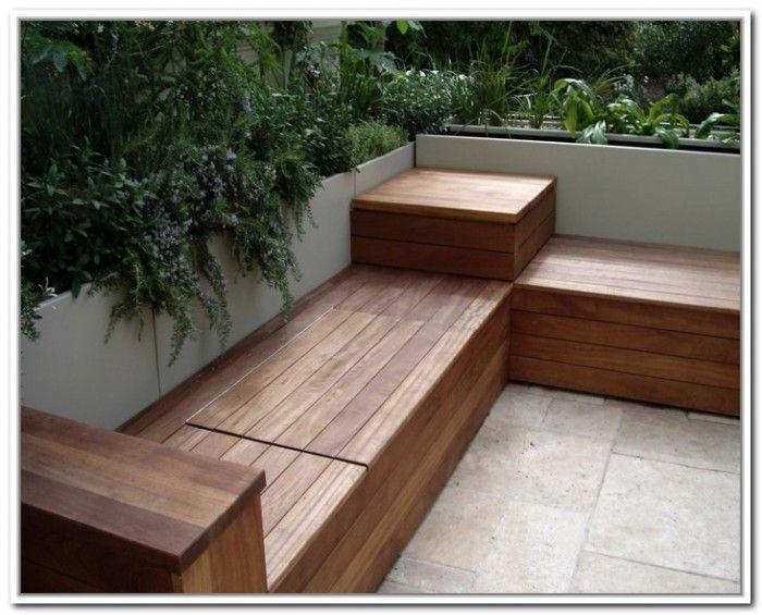Outdoor Storage Bench Waterproof