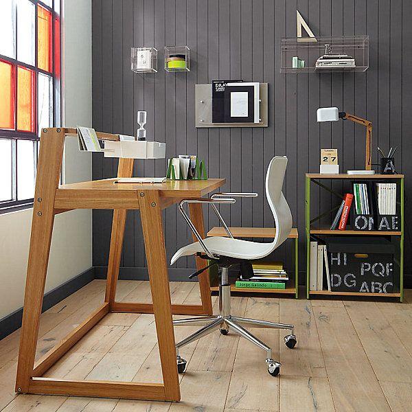 Wood Home Office Desk