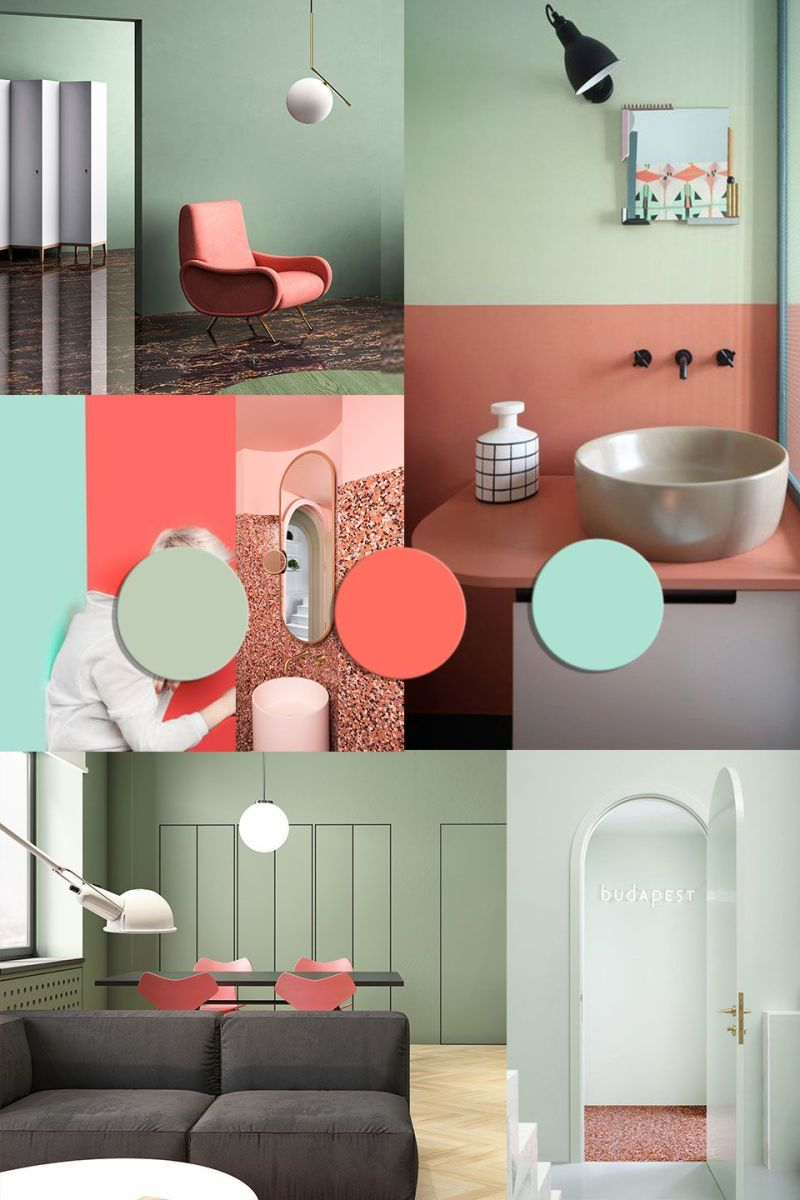 Home Decor Color Trends 2020