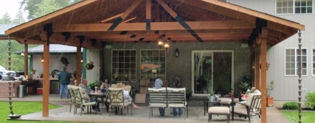Outdoor Covered Patio Ideas