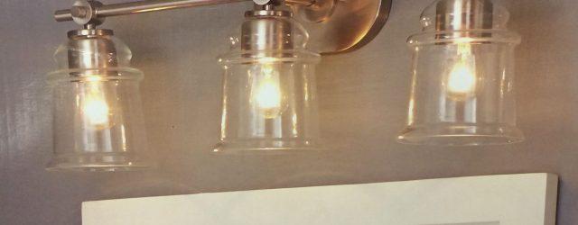 Bathroom Light Fixtures Lowes
