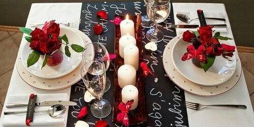 Romantic Dinner Ideas For Two At Home Decorating