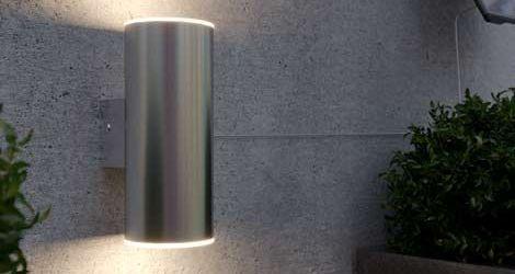 Solar Outdoor Wall Lights