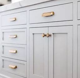 Kitchen Cabinet Hardware Ideas