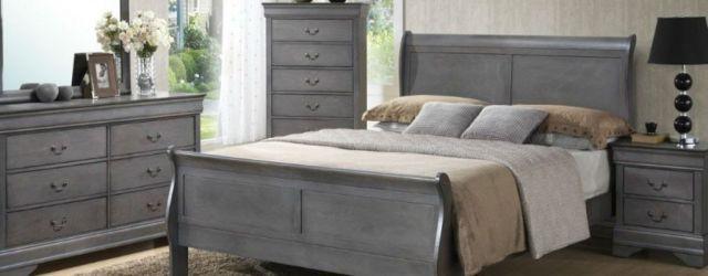 Grey Bedroom Set