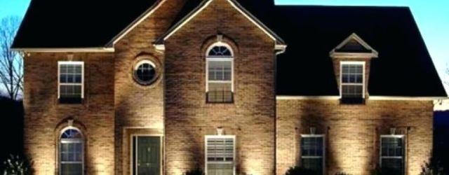 Exterior House Lights