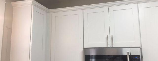 Kitchen Cabinet Crown Molding
