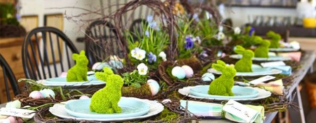 Easter Decorating Ideas 2020