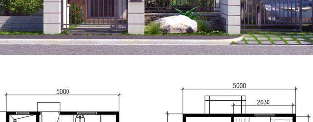 Tiny Home Design Plans