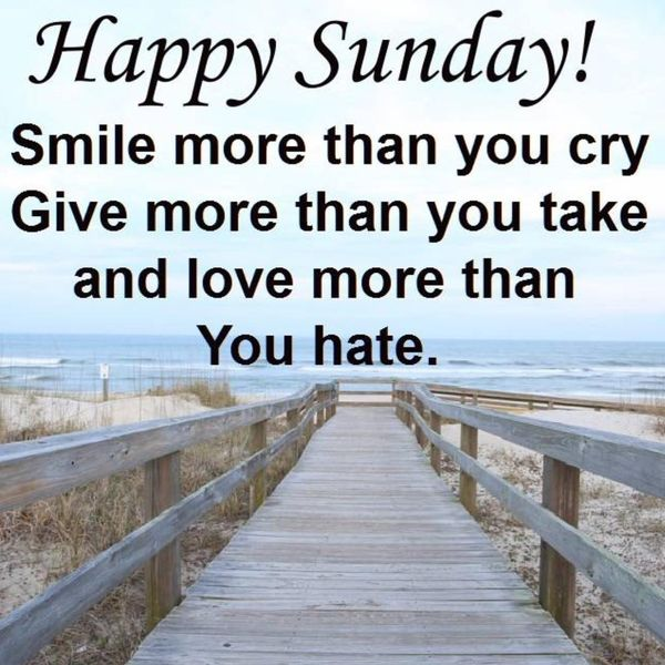 Sunday Quotes, Happy Blessed Sunday Morning Quotes