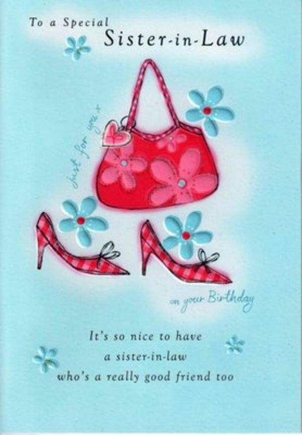 Happy Birthday Sister In Law Bday Wishes And Messages For