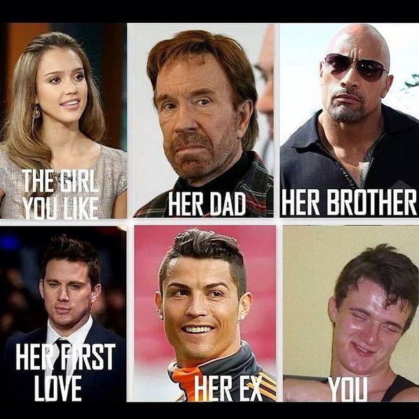 Hookup a player relationship memes for her